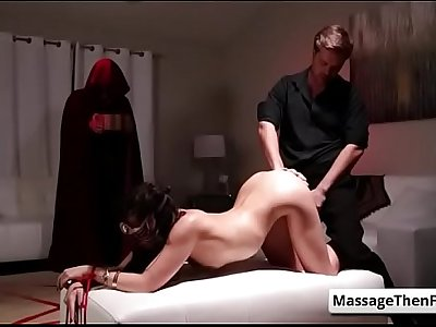 Secret Society Initiation with Whitney Wright free clip-01 from Fantasy Massage