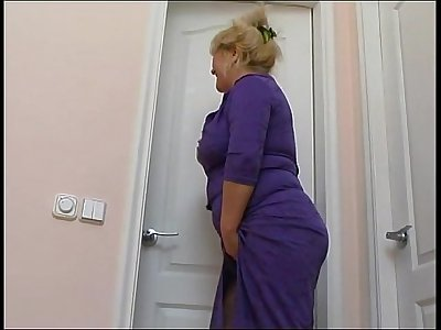 Russian mature and boy - more videos on www.69SexLive.com