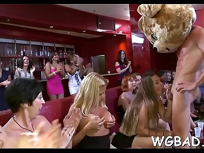 Dancing bears exposed