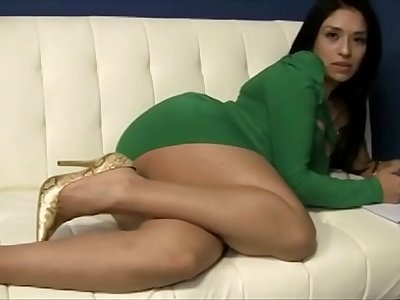 bonny fucked in her first casting